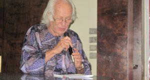 الدكتور سمير أمين يعرض رؤيته لأممية العمال والشعوب علي المؤتمر العام الثاني للحزب